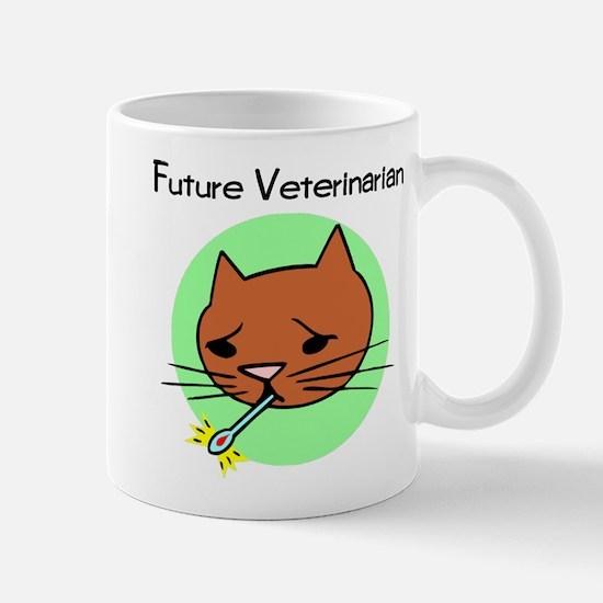 Future Veterinarian - Sick Ki Mug