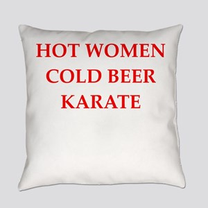 karate Everyday Pillow