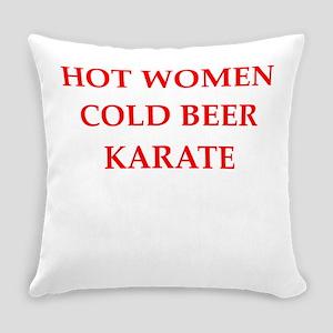 karate Everyday Pillow