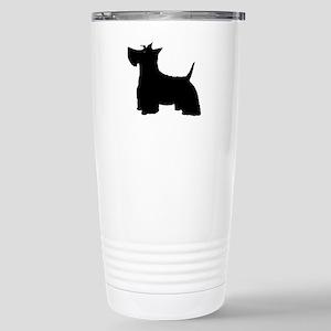 Scottish Terrier 16 oz Stainless Steel Travel Mug