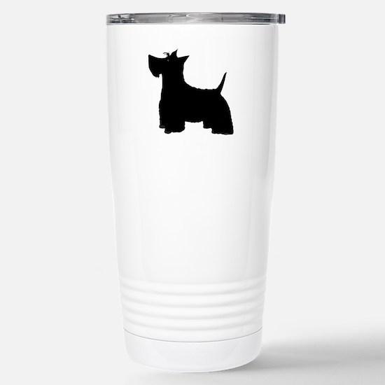 Scottish Terrier Travel Mug