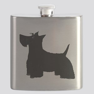 Scottish Terrier Flask