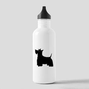 Scottish Terrier Stainless Water Bottle 1.0L