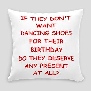 dancing Everyday Pillow