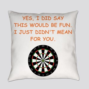 darts Everyday Pillow