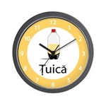 Tuica Wall Clock