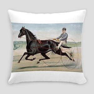 larness racing art Everyday Pillow