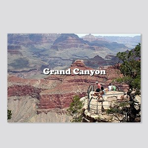 Grand Canyon South Rim 4  Postcards (Package of 8)