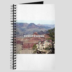 Grand Canyon South Rim 4 (caption) Journal