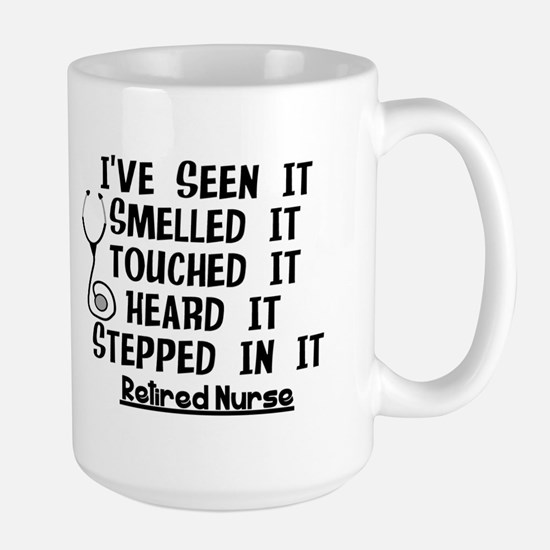 Nurse Retirement Quotes Mugs