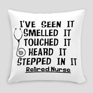 Nurse Retirement Quotes Everyday Pillow