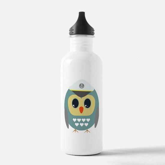 Unique Captain hook Water Bottle