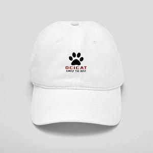 Ocicat Simply The Best Cat Designs Cap