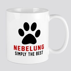 Nebelung Simply The Best Cat Designs Mug
