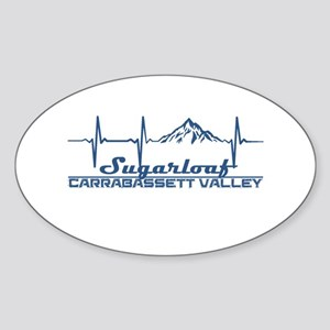 Sugarloaf - Carrabassett Valley - Maine Sticker