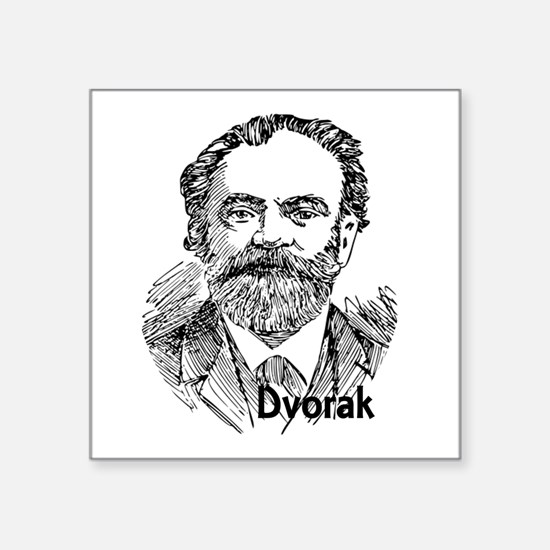 Antonin Dvorak Sticker