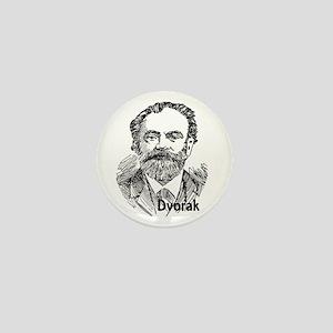 Antonin Dvorak Mini Button