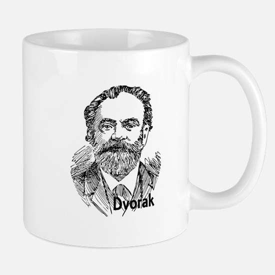 Antonin Dvorak Mugs