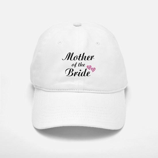Mother of the Bride Baseball Baseball Cap