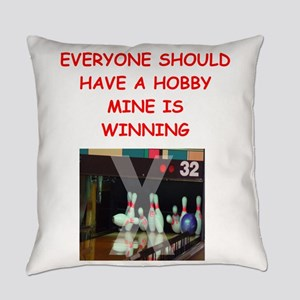 bowling Everyday Pillow