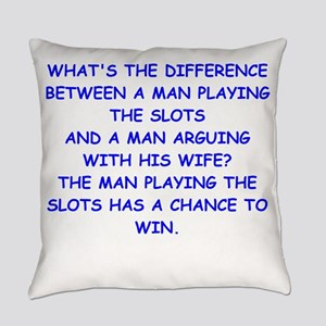 SLOTS2 Everyday Pillow