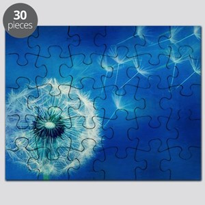 Dandelions in the Blue Puzzle