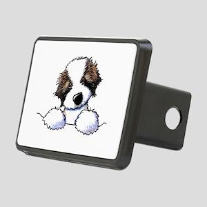 St. Bernard Puppy Pocket Hitch Cover