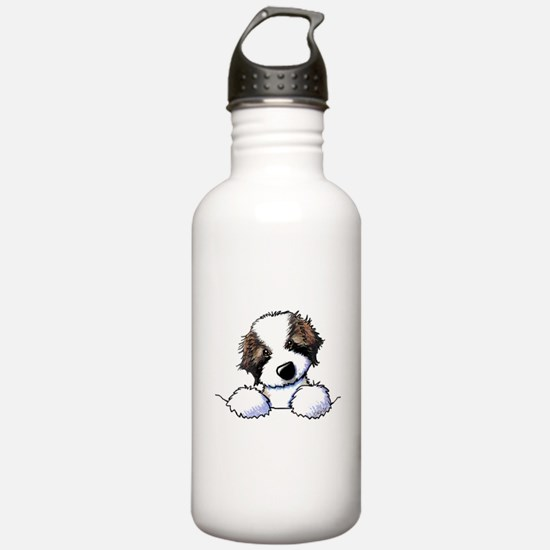 St. Bernard Puppy Pocket Water Bottle