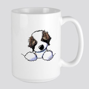 St. Bernard Puppy Pocket Mugs