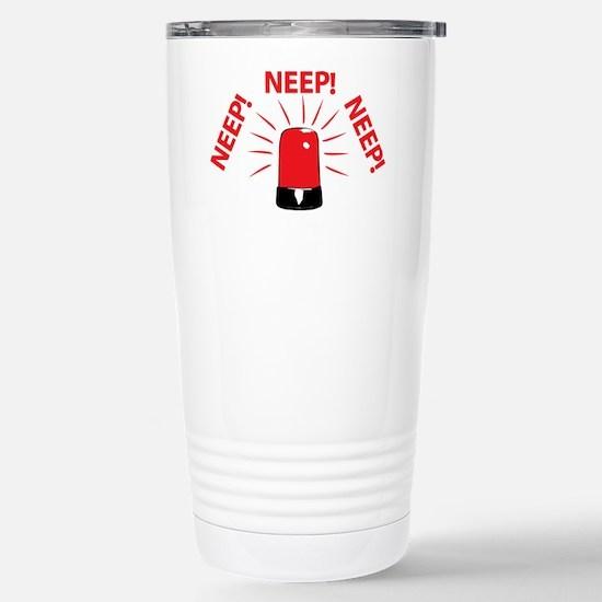 Neep Neep Stainless Steel Travel Mug