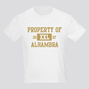 Property of Alhambra Kids Light T-Shirt