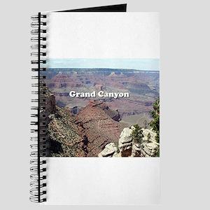 Grand Canyon South Rim 3 (caption) Journal