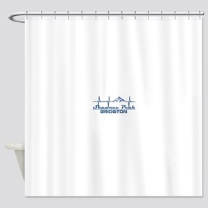 Shawnee Peak - Bridgton - Maine Shower Curtain