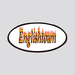 Englishtown Flame Patch