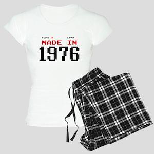 MADE IN 1976, SCORE 39, pajamas