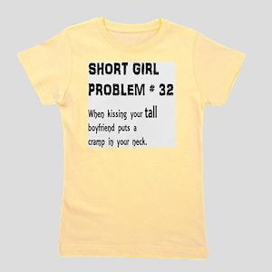 Short Girl Problem #32 Girl's Tee