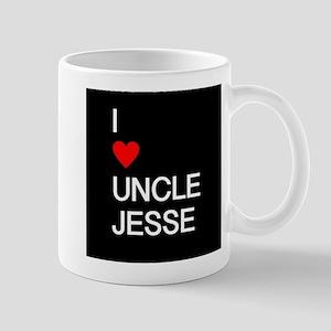 I ? Uncle Jesse Mugs