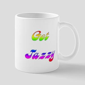Get Jazzy 1 Mugs
