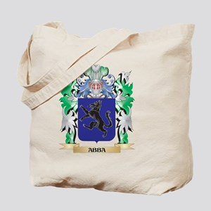 Abba Coat of Arms - Family Crest Tote Bag