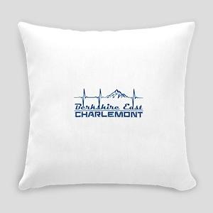Berkshire East Ski Resort - Char Everyday Pillow