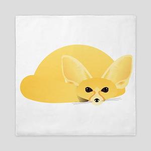 Fenwick, Fennec Fox Queen Duvet