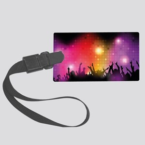 Concert and Applause Large Luggage Tag