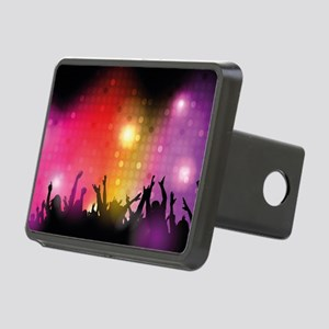 Concert and Applause Rectangular Hitch Cover