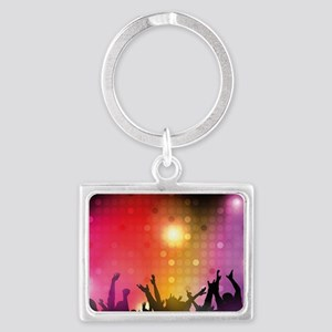 Concert and Applause Landscape Keychain
