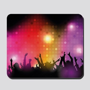 Concert and Applause Mousepad