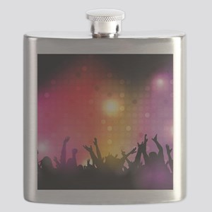 Concert and Applause Flask