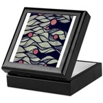 The Red Dot Waves Keepsake Box