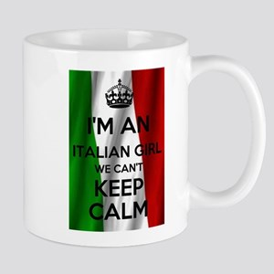 I'm an Italian Girl Mugs