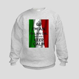 I'm an Italian Girl Sweatshirt