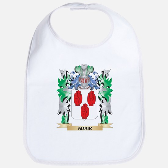 Adair Coat of Arms - Family Crest Bib
